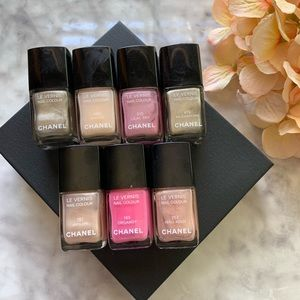 Authentic Chanel Nail Color Polish